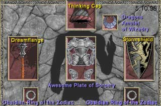 Diablo 1 Items