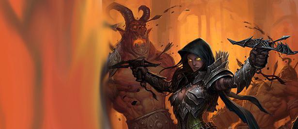 Diablo 3 release Demonhunter