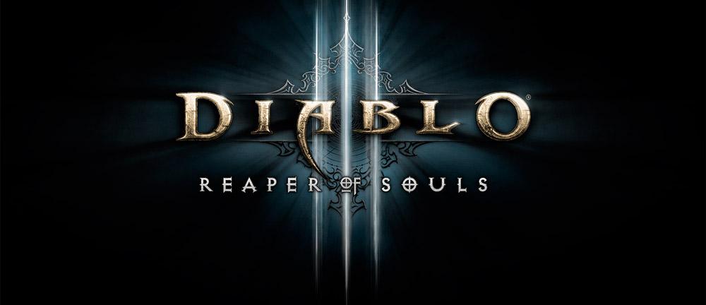 Diablo 3 RoS Reaper of Souls Logo