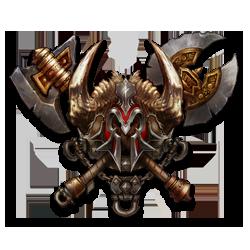 Barbar Crest reaper of Souls