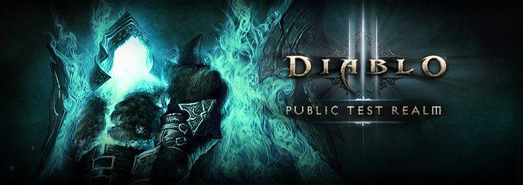 Diablo 3 PTR Patch