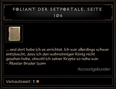 Foliant Höllzahnharnisch