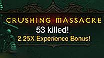 Massakerbonus XP