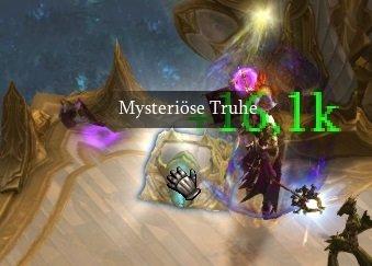 Mysteriöse Truhe