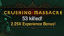 Massakerbonus XP