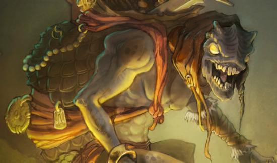 Diablo 3 Goblin Fam Route