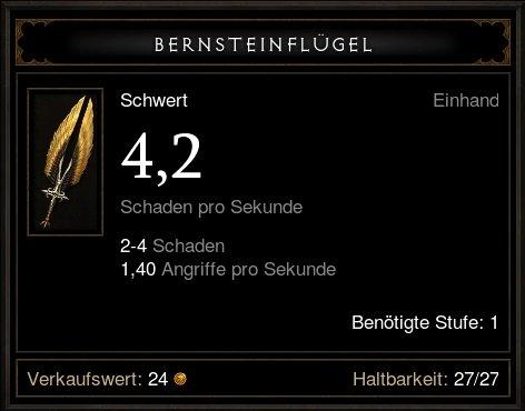 Bernsteinflügel