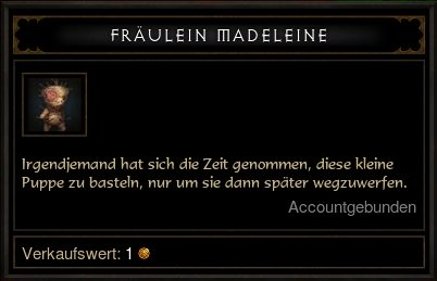 Fräulein Madeleine