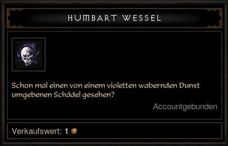 Humbart Wessel