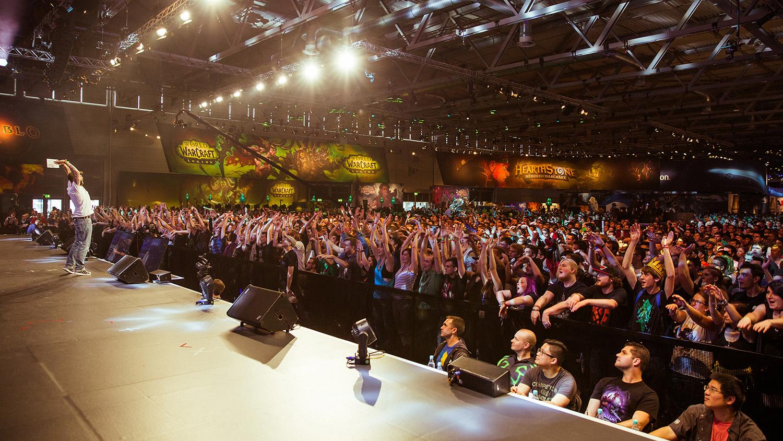 Blizzard Gamescom 2016