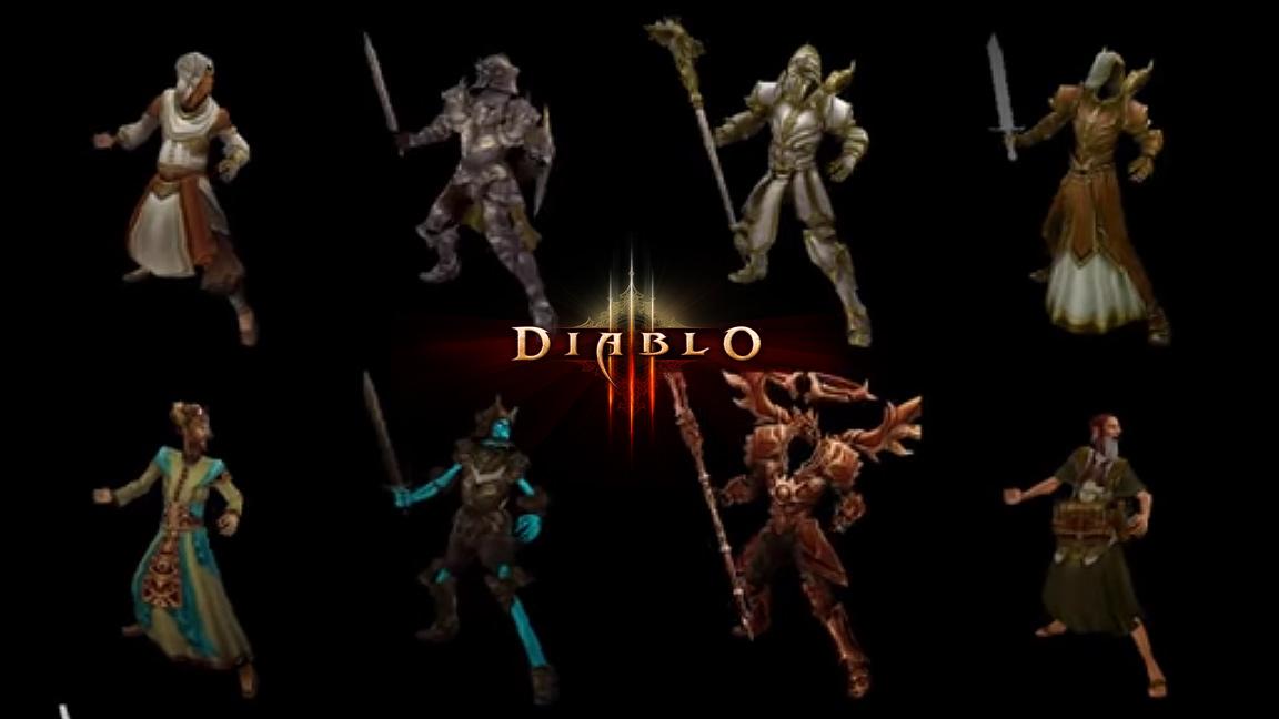 Diablo 3 Animationen