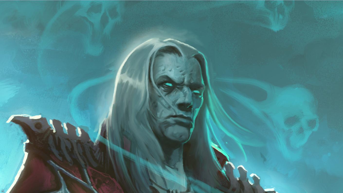 Diablo 3 Necromancer Male