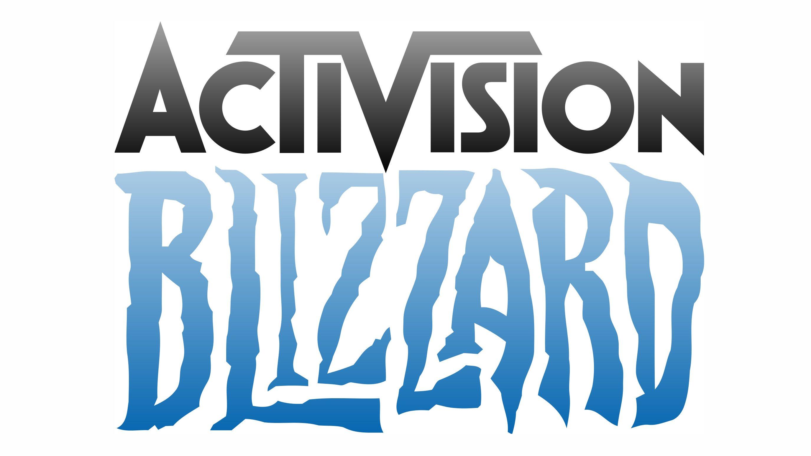 Activisoin Blizzard Logo