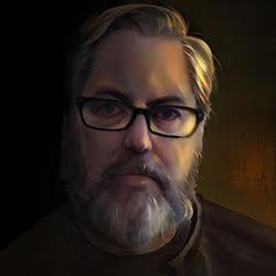 David Brevik it lurks below retro game designer