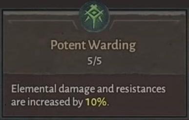 Potent Warding