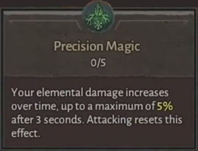 Precision Magic