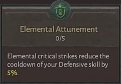 Elemental Attunement