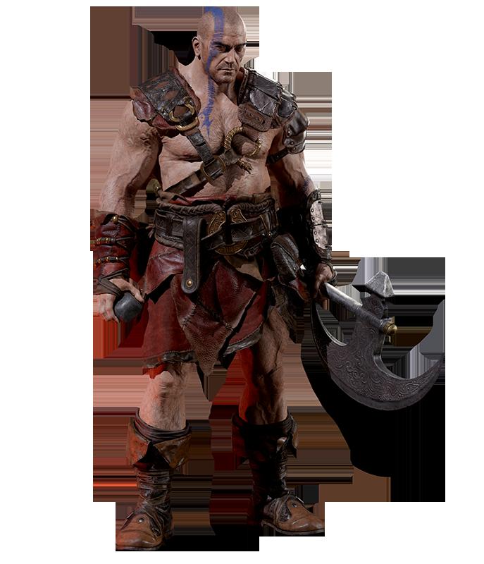 Diablo 2 Resurrected Barbar