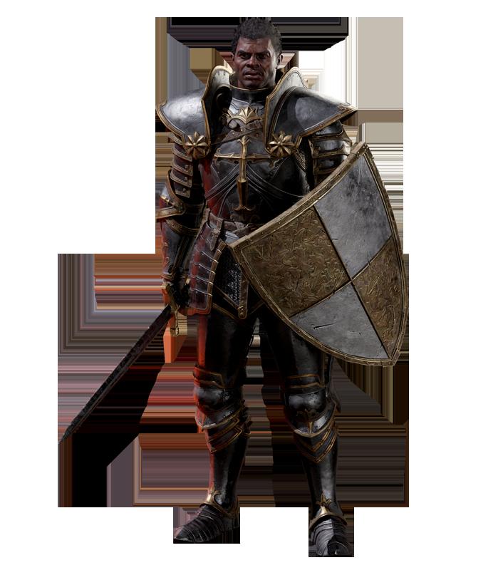 Diablo 2 Resurrected Paladin