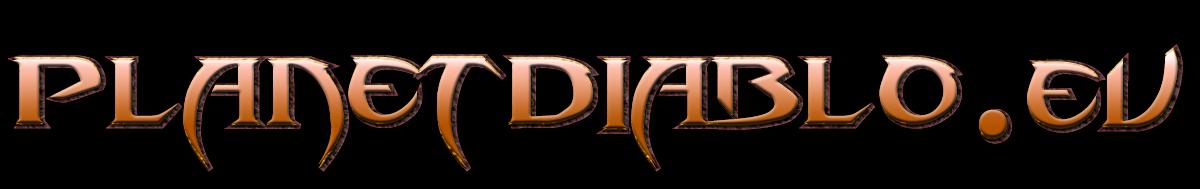 Planetdiablo.eu Logo, Diablo Community Deutschland, Österreich. Schweiz und andere