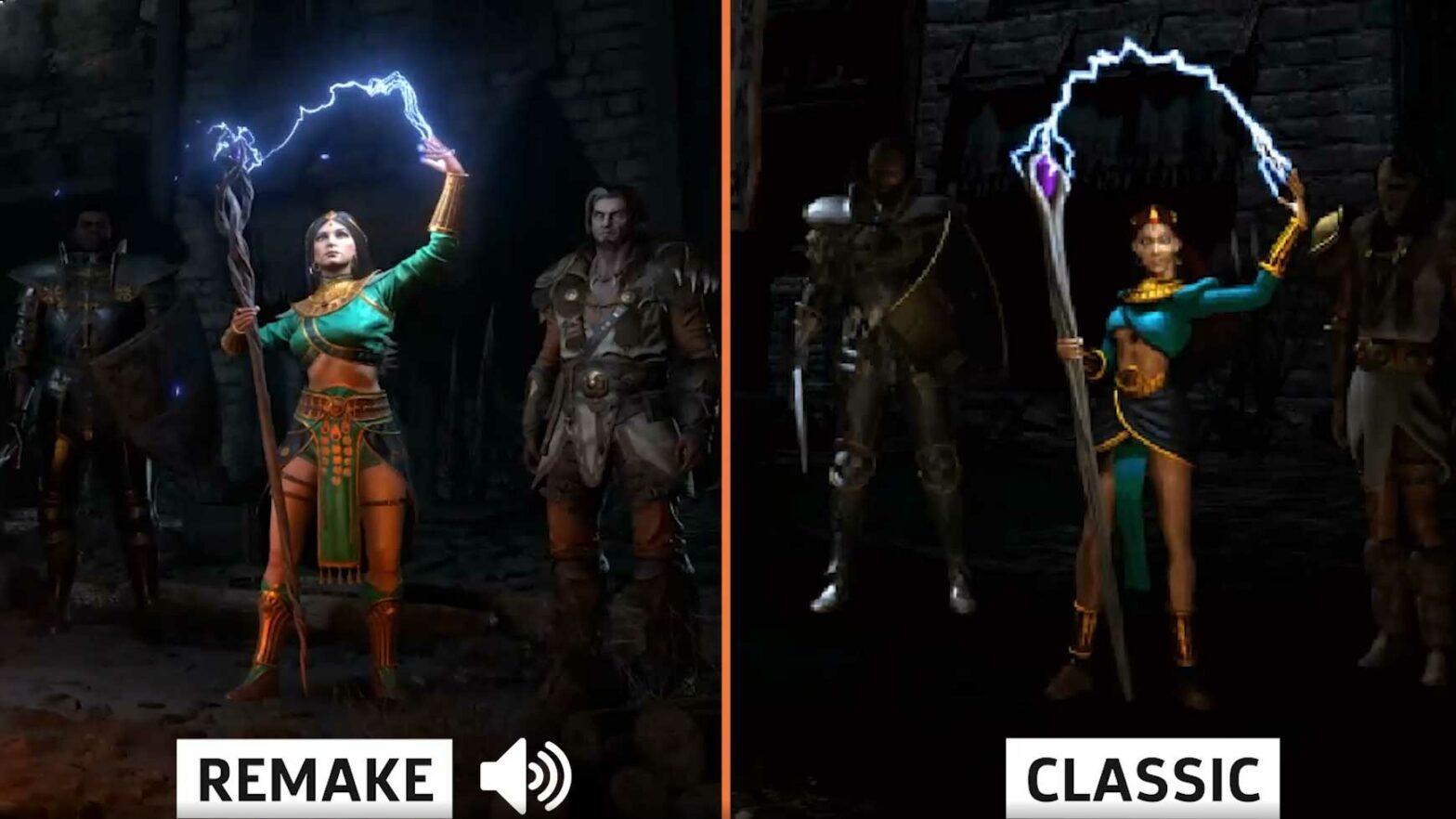 Diablo 2 Ressurected erster Eindruck