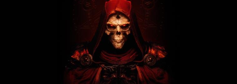 Diablo 2 Resurrected Logo