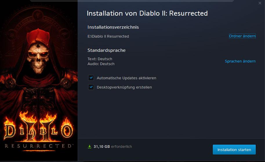 diablo 2 resurrected preload 21.09.2021